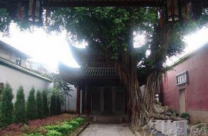 林则徐纪念馆内景